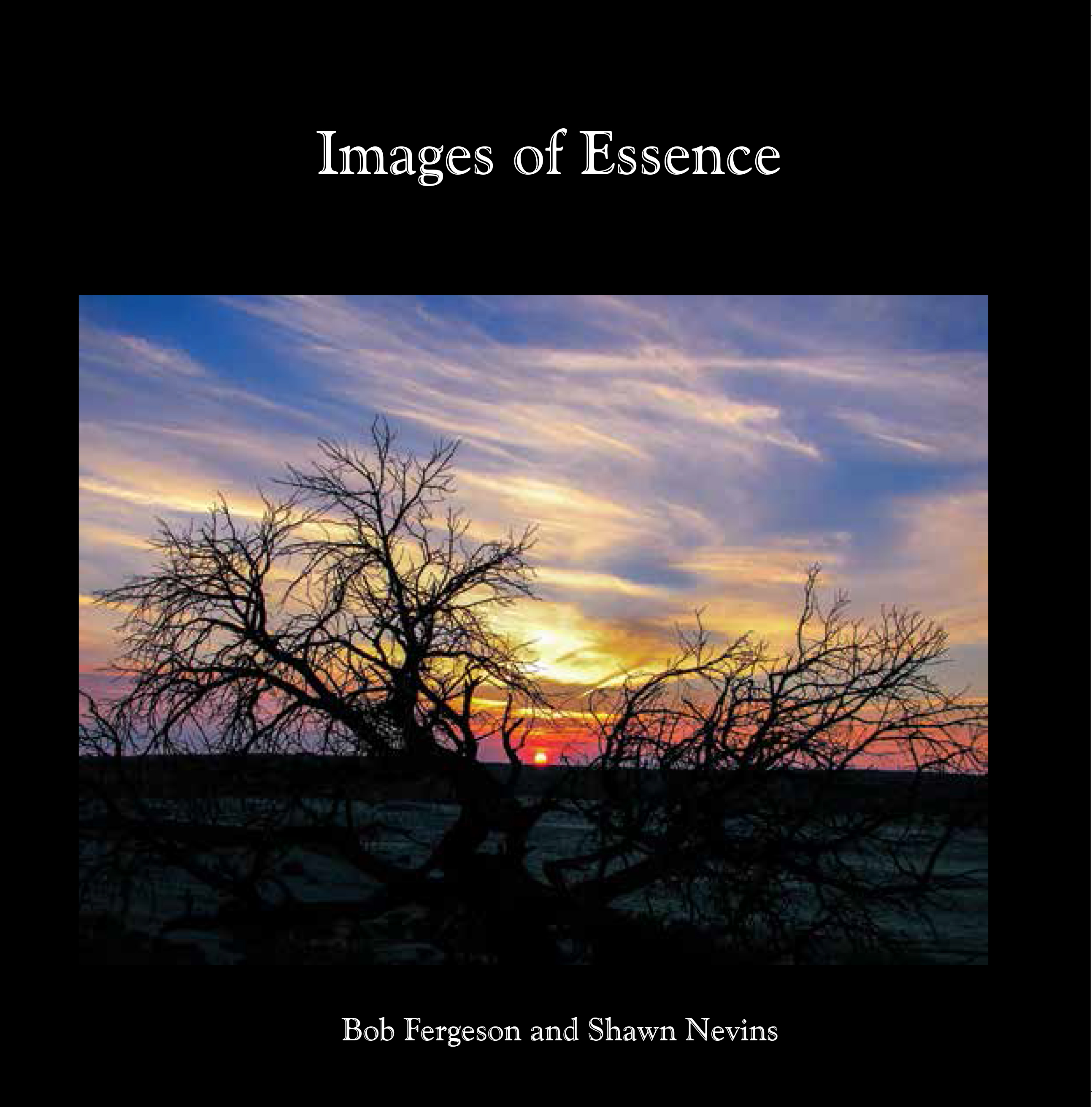 Images of Essence: spiritual photography and poetry