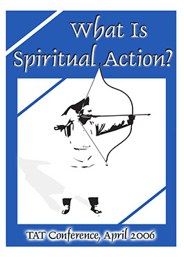 What Is Spiritual Action? DVD
